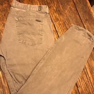 7 For All Mankind 5 pocket pants